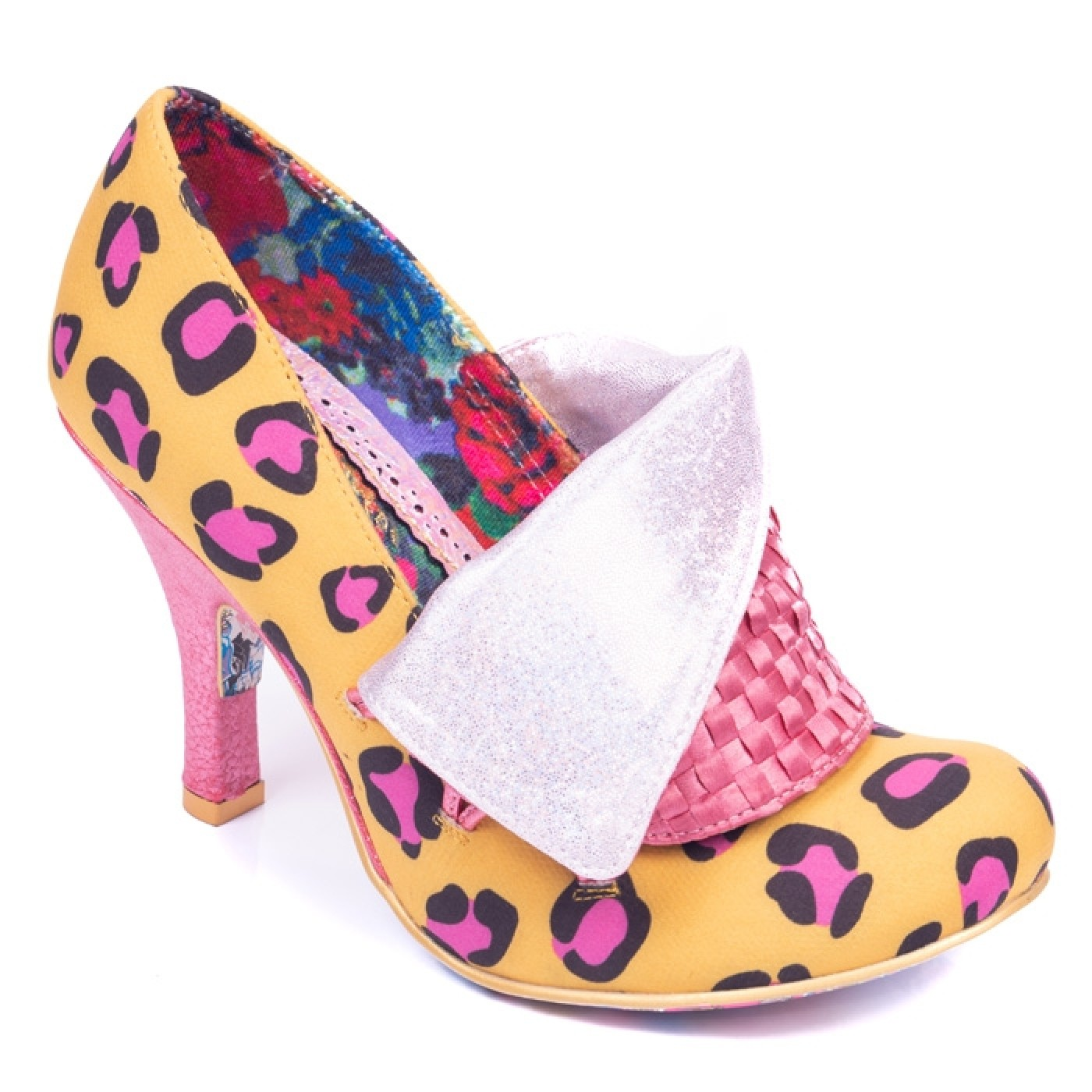 Flick Flack (yellow leopard)
