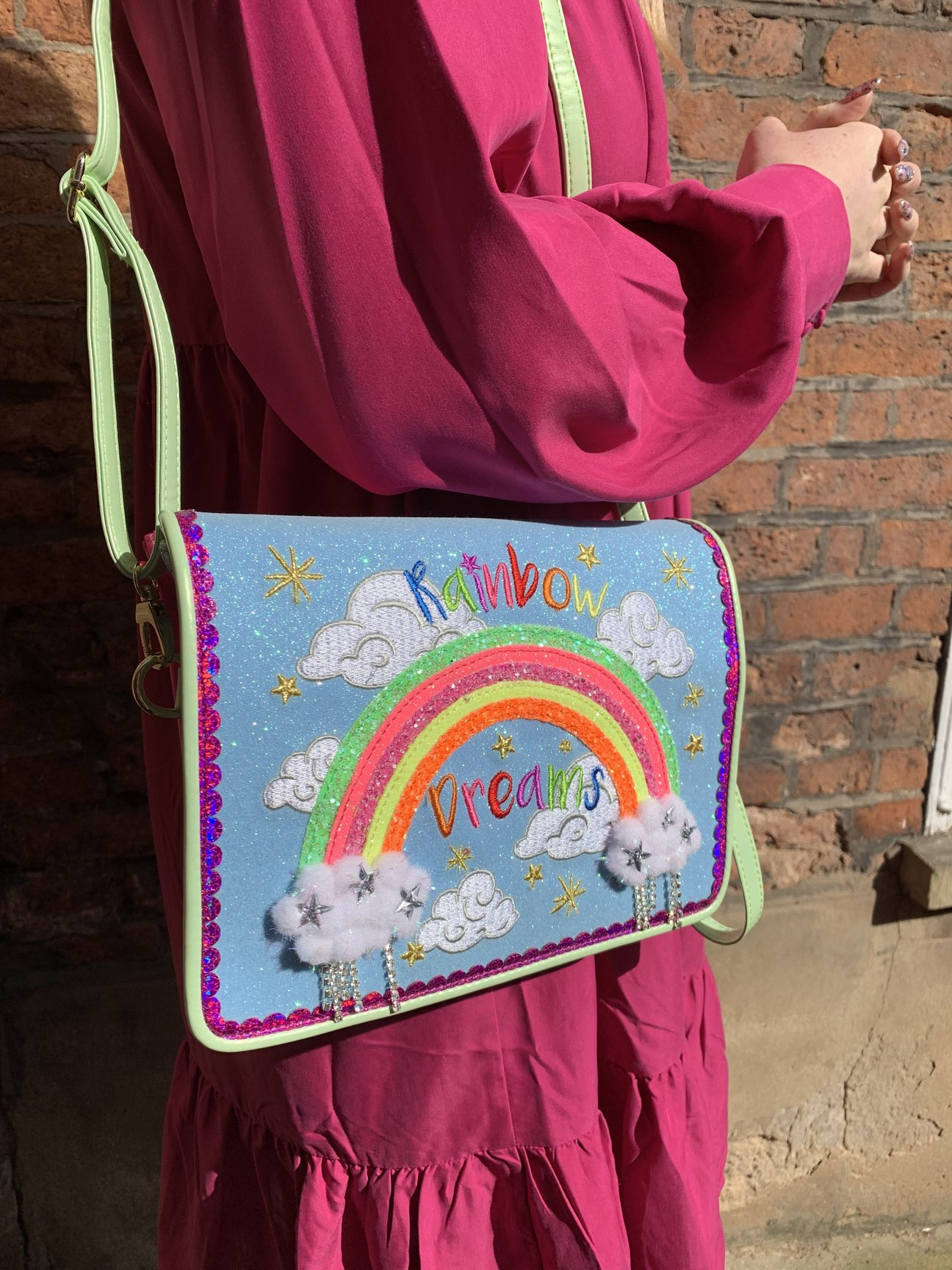 Rainbow Day Dreams Bag