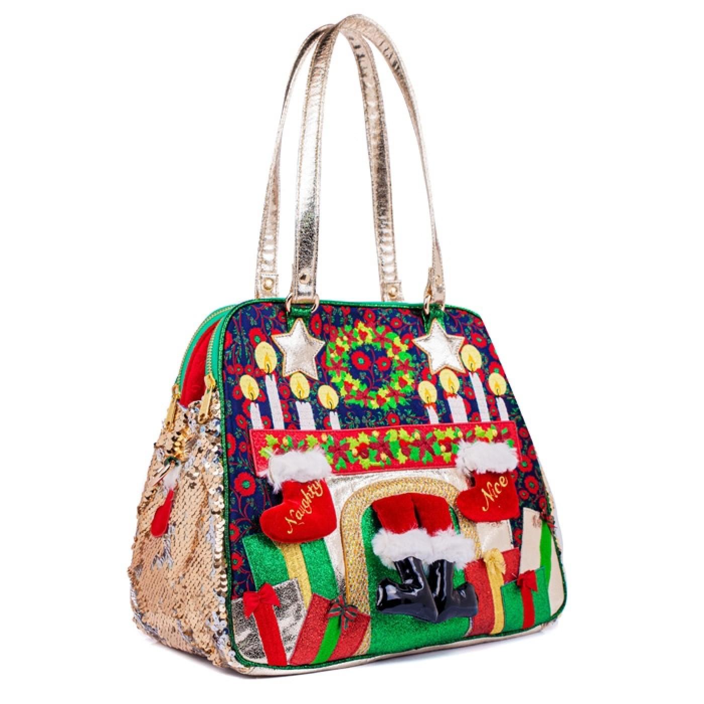 Santas Stuck Bag